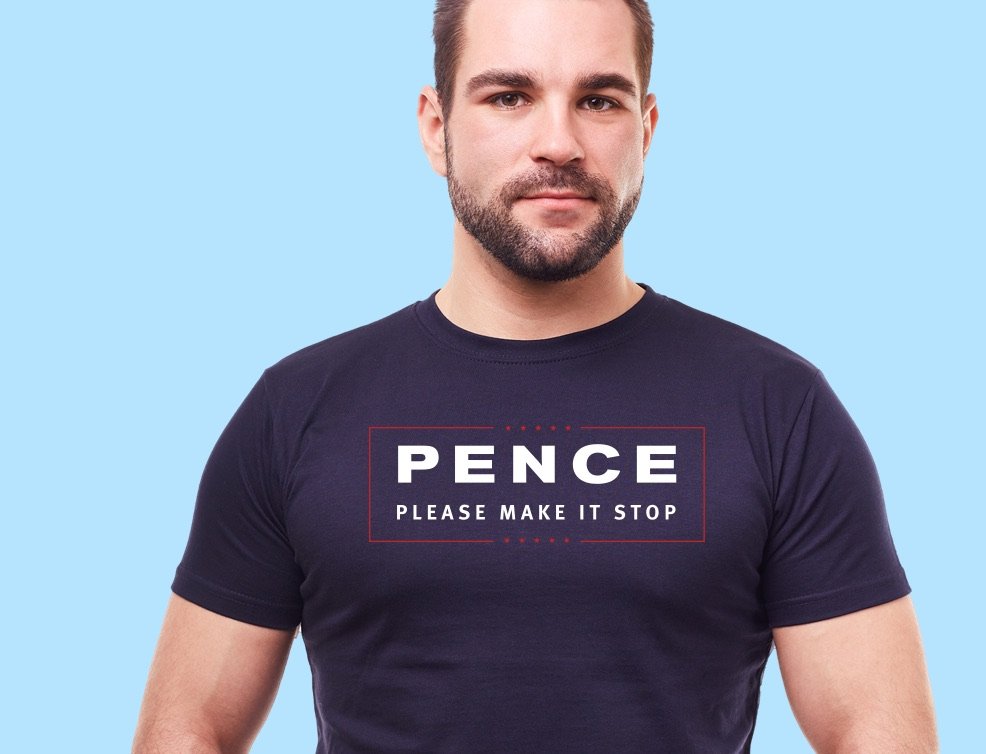 President Pence - Well, I Guess He'll Do